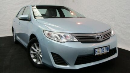 2013 Toyota Camry ASV50R Altise Arctic Frost 6 Speed Sports Automatic Sedan South Burnie Burnie Area Preview
