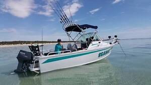 Sportfish 5m Plate Aluminium Cuddy Seaview Downs Marion Area Preview