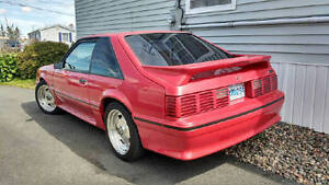 1992 Ford Mustang Coupe (2 door)