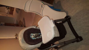 Graco high chair 4 in 1 3 tray