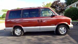 1999, Chevrolet Astro Fourgonnette, fourgon