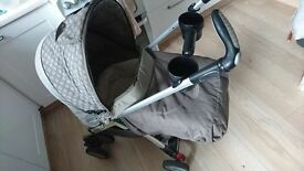 Graco full travel system