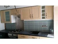 House for rent Ruthin. 2 bed terraced. New kitchen bathroom carpets, garden 590 pcm