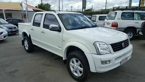 2005 Holden Rodeo RA LT White 4 Speed Automatic Crewcab Coopers Plains Brisbane South West Preview