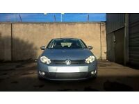 Vw Golf mk6 genuine front and rear bumber