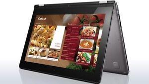 IdeaPad Yoga13'' Convertibl Touchscreen i5 128SSD valeur de1461$