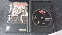 Strider 1 2 Vandal resident harvest dragon final fantas ps1 ps2