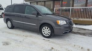 2015 Chrysler Town & Country Touring Balance of Factory Warranty