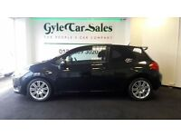 TOYOTA AURIS 1.6 SR VALVEMATIC FREE MOT and SERVICE FOR LIFE!! (black) 2008