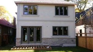 EXTERIOR STUCCO AND PARGING Cambridge Kitchener Area image 1