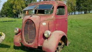 Looking for a 1937 - 1951 Ford COE