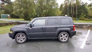2009 Jeep Patriot SUV, Crossover 4x4