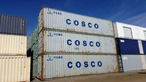 40 Used Shipping Containers - The Container Guy