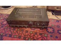 Technics SU VX500 Amplifyer