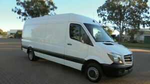 2015 Mercedes-Benz Sprinter 906 MY14 419 CDI LWB Hi Roof White 7 Speed Automatic Van Condell Park Bankstown Area Preview