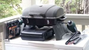 Portable BBQ With propane