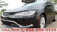 2015 Chrysler 200 C Sedan V6 FWD