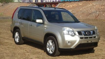 2012 Nissan X-Trail T31 Series V TS Gold 6 Speed Sports Automatic Wagon