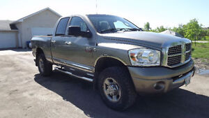 2008 Dodge Ram 2500 Laramie Pickup Truck **Safety**6.7l Cummins