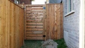 Level Post Digging and Setting - Fences and Decks London Ontario image 1