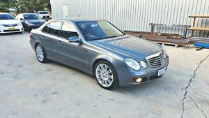 2008 Mercedes Benz E280 Sports Edition TouchShift Saloon Queanbeyan Queanbeyan Area Preview
