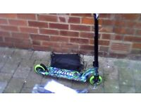scooter mad gear mgp vx7 limited edition extreme tessellation stunt scooter brand new never used.