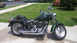 2006 Harley Davidson Fatboy Softail mint condition