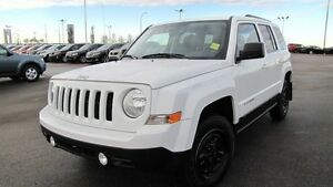 2013 Jeep Patriot 4WD SPORT Accident Free,  A/C,