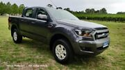 2017 Ford Ranger PX MkII MY18 XLS Double Cab Magnetic 6 Speed Automatic Utility Tanunda Barossa Area Preview