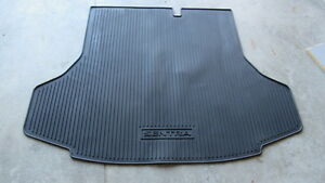 Nissan Sentra Trunk Liner and All-Season Floor Mats