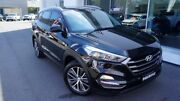 2015 Hyundai Tucson TL Active X (FWD) Black 6 Speed Manual Wagon Port Macquarie Port Macquarie City Preview