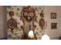 antique rococo french italian furniture