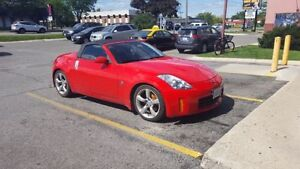2008 Nissan 350Z Convertible Auto Low kms