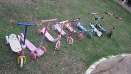 KIDS - SCOOTERS - BE QUICK , FEW ,,SOLD'' ALLREADY !!!!!!!!!!!!!!