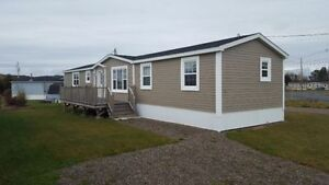 New Mini Home / Lot combo (not lot rental) -3 packages NOW LEFT