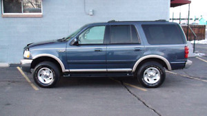 for sale 2002 expedition Eddie Bauer