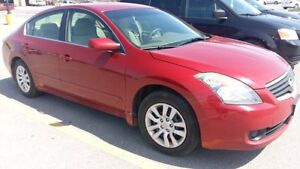 2009 Nissan Altima Sedan Etested and Cert 4100 FIRM