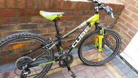 Cube 200 child's bicycle RRP £299