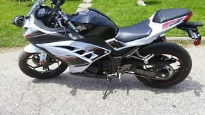 2014 New motorcycle