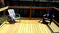 NEW YEAR NEW FENCE OR DECK? BOOK NOW & GET $200 OFF!