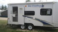 2009 Jay Feather 19H Travel Trailer