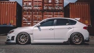 Looking for Subaru WRX STI Hatchback