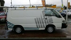 2008 Mitsubishi Express SJ M07 MWB White 5 Speed Manual Van Victoria Park Victoria Park Area Preview