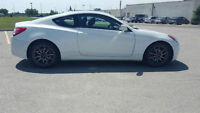 2010 Hyundai Genesis Coupe Coupe 2.0T