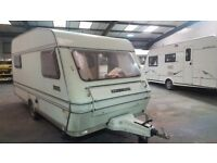 Compass 5 berth caravan