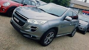 2014 Peugeot 4008 MY14 Upgrade Active (4x2) Grey 6 Speed CVT Auto Sequential Wagon Sylvania Sutherland Area Preview