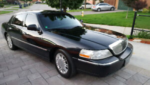 2011 Lincoln Town Car Signature Limited PROPANE