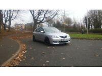 Mazda 3 low mileage long mot
