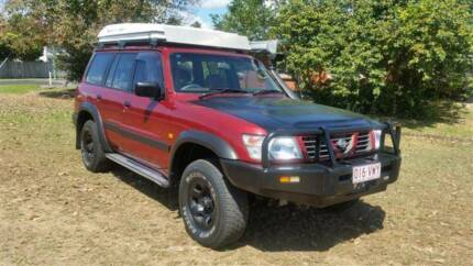 1997 Nissan Patrol Wagon Westcourt Cairns City Preview
