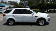 2016 Ford Territory SZ MkII TX Seq Sport Shift AWD Winter White 6 Speed Sports Automatic Wagon Acacia Ridge Brisbane South West Preview